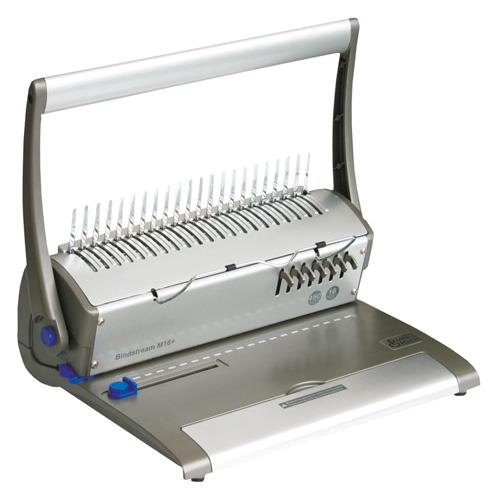 Брошюратор на пластиковую пружину ProfiOffice Bindstream M16 Plus