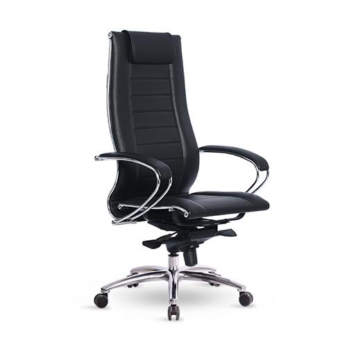 Офисное кресло Metta Samurai Lux 2 (черный) – купить в Москве, низкая цена, артикул: 122900, доставка в интернет-магазине Первый Офис